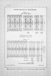 CAP_PL0354 – Grands balcons ou balustrades