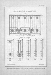 CAP_PL0389_11 – Grands balcons ou balustrades