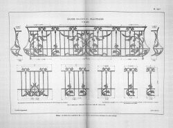 CAP_PL0389_C – Grands balcons ou balustrades