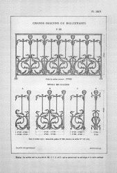CAP_PL0389_D – Grands balcons ou balustrades