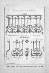 CAP_PL0389_E – Grands balcons ou balustrades