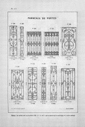 CAP_PL0457 – Panneaux de portes