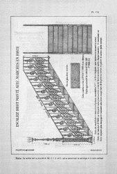 CAP_PL0472 – Escalier droit monté avec marches en fonte