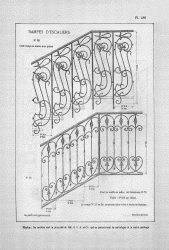 CAP_PL0486 – Rampes d'escaliers