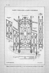 CAP_PL0487 – Rampes d'escaliers et porte d'ascenseur