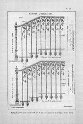 CAP_PL0488 – Rampes d'escaliers