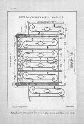 CAP_PL0489 – Rampe d'escalier et porte d'ascenseur