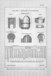 CAP_PL0788 – Cloches à gueulard et accessoires