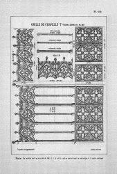 CAP_PL0933 – Grille de chapelle T