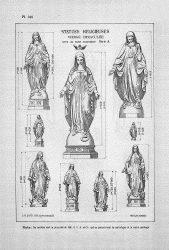 CAP_PL0946 – Statues religieuses : Vierges Immaculées