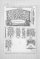 CAP_PL1006 – Ponts, passerelles, kiosques et balustrades