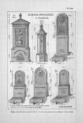 CAP_PL1084 – Bornes-fontaines et souillards
