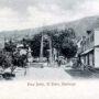Fontaine Agnès - Place Bertin - Saint-Pierre - Martinique (disparue) - Image1