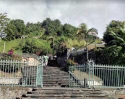Fontaine – Rue Victor Hugo – Saint-Pierre – Martinique