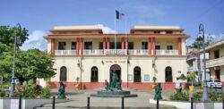 Fontaine – Avenue Sainte-Rose de Lima – Sainte-Rose – Guadeloupe