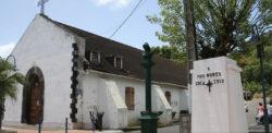 Colonne de la République – Rue Paul Dahomais – Bouillante – Guadeloupe