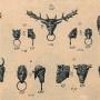 DENO_1894_PL291 - Mascarons et têtes diverses - Image2