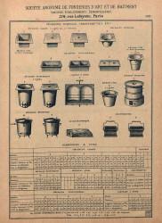 DENO_1894_PL509 – Réchauds, coquille, chaufferettes, etc…