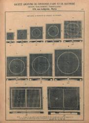 DENO_1894_PL525 – Regards d'égouts et châssis de fosses