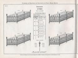 DOM_AG_1928_PL67 – Entourages de tombes