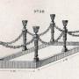 DOM_AG_1928_PL70 - Entourages de tombes à chaînes - Image3