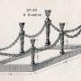 DOM_AG_1928_PL70 - Entourages de tombes à chaînes - Image4