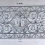DUC_VO_PL076_F18 - Balcons de terrasse et de croisées - Barres d'appui, coupe, vase, vasque - Image1