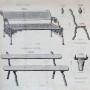 DUC_VO_PL094_F217 - Bancs, pompes, mascarons et bornes-fontaines - Image1