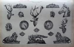 DUC_VO_PL148_F403 – Groupes et têtes d'animaux