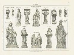 DUR_FU6_F21_PL643 – Statues religieuses
