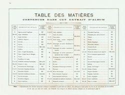 DUR_FU6_F34_PL000 – Tables des matières