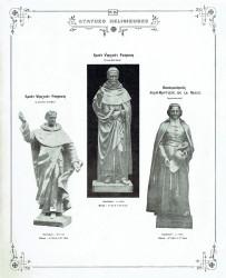 FERCAP_F8_1928_PL25 – Statues religieuses