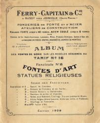FERCAP_F8_1928_PL00 – Couverture