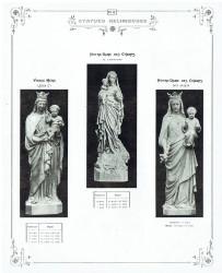 FERCAP_F8_1928_PL12 – Statues religieuses
