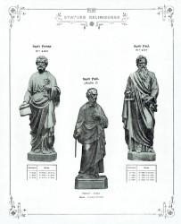 FERCAP_F8_1928_PL20 – Statues religieuses