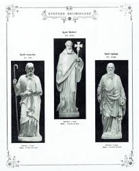 FERCAP_F8_1928_PL26 – Statues religieuses