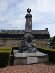 Monument aux morts – Felleries