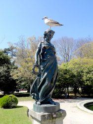 Jardins do Palacio de Cristal – Porto