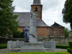 Monument aux morts – Grand-Fayt