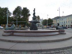 "Fontaine ""Havis Amanda"" – Helsinki"