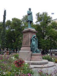 Monument au poète Johan Ludvig Runeberg – Helsinki