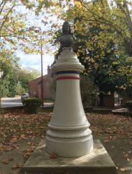 Buste Marianne – Chemin de Quint – Aigrefeuille