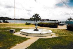 Fontaine – Front de mer – Le Robert – Martinique