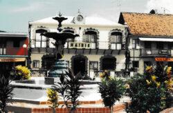 Fontaine – Place Gaston Monnerville – Case-Pilote – Martinique