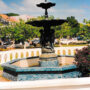 Fontaine - Place Joyeuse - La Trinité - Martinique - Image1