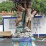 Fontaine - Place Gaston Monnerville - Case-Pilote - Martinique - Image3