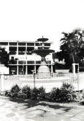 Fontaine – Place Jules Grévy – Le Carbet – Martinique