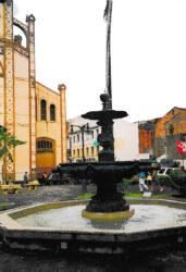 Fontaine aux Tritons – Place Mgr Roméro – Fort-de-France – Martinique