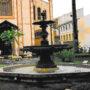 Fontaine aux Tritons - Place Mgr Roméro - Fort-de-France - Martinique - Image1