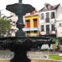 Fontaine aux Tritons - Place Mgr Roméro - Fort-de-France - Martinique - Image2